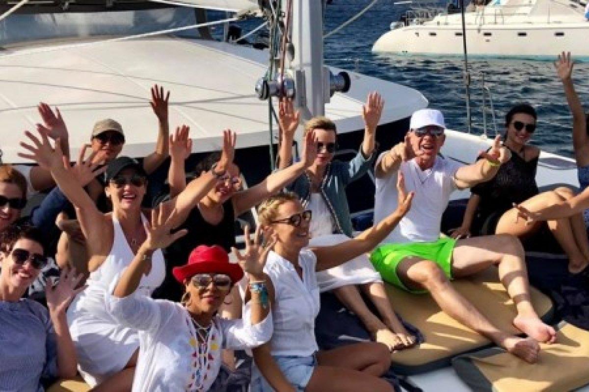 Team-Reise nach Mykonos