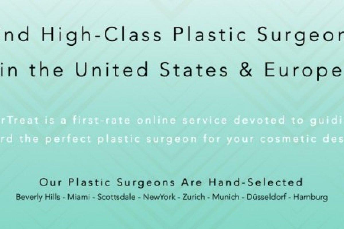 Doktor des Monats auf der exklusiven Plattform für Schönheitschirurgie Premier Treat